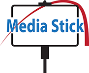The Media Stick Logo